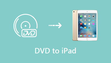 Konvertera och importera DVD-skivor till iPad