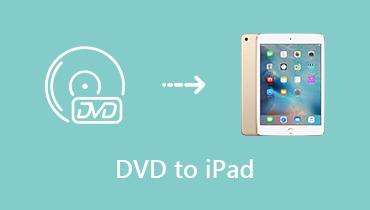 Конвертируйте и импортируйте DVD в iPad