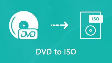 Convert DVD to ISO Image File