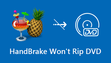 HandBrake no copia DVD