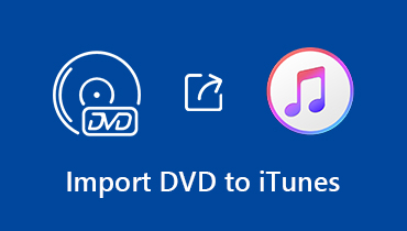Importuj DVD do iTunes