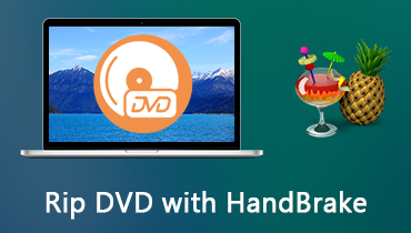 Rip DVD with HandBrake
