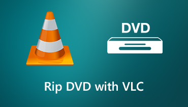 Rip a DVD with VLC Media Player