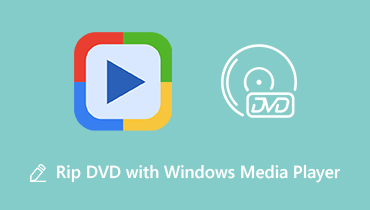 Rip DVD-t a Windows Media Player-re