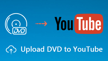 Unggah DVD ke YouTube