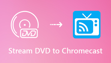 Chromecast로 DVD 캐스트