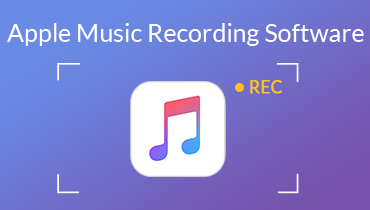Apple Music Recording Software