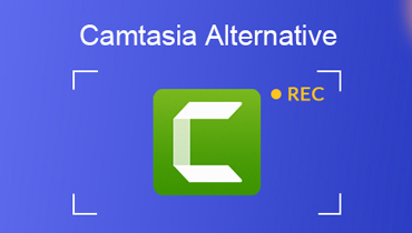 Camtasia-alternativ