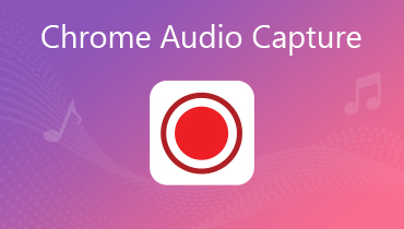 Captura de audio de Chrome