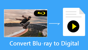 Konverter Blu-ray til Digital