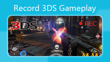 Record 3DS Gameplay