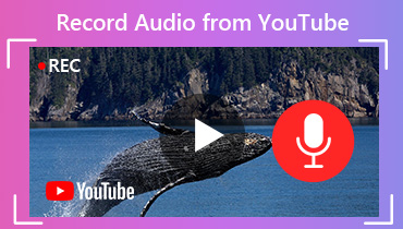 Grabar audio de YouTube