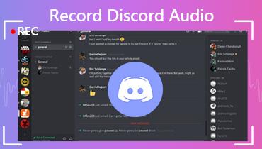 Comment enregistrer Discord Audio pour Podcast