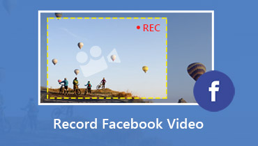 Optag Facebook-video