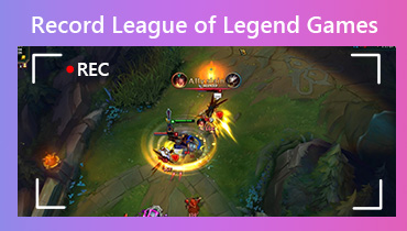 บันทึก League of Legend Games