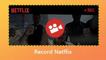 Grabar Netflix