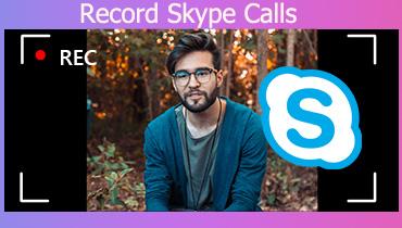 Spela in Skype-samtal