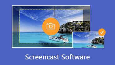 Screencast-programvare
