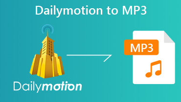 Dailymotion till MP3 Downloader