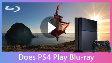 Does PS4 Play Blu-ray