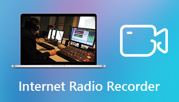 Software de grabadora de radio para Windows y Mac