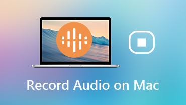 Grabar audio en Mac