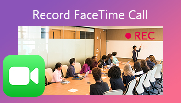 Record Facetime Call