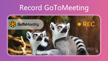 Spela in GoToMeeting-video