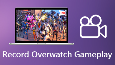 Record Overwatch Gameplay