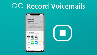 Record Voicemails