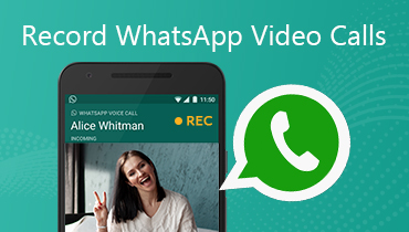 Record a WhatsApp Video Call