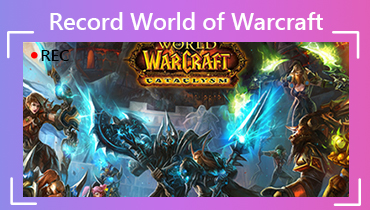 Rekam World of Warcraft