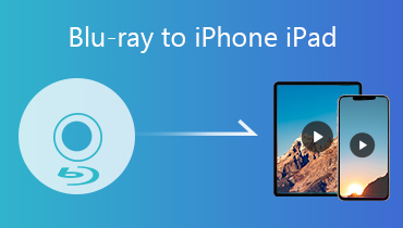 Blu-ray a iPhone iPad