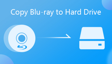 Copy Blu-ray to Hard Drive
