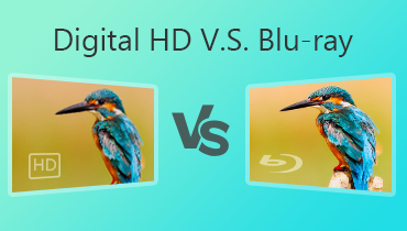 Digitaalinen HD VS Blu-ray