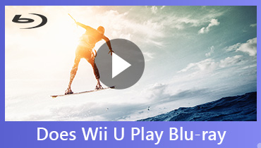 Does Wii Play Blu-ray