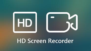 Enregistreurs d'écran HD 4K