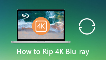 Extraire un Blu-ray 4K