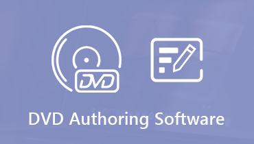 DVD Authoring-programvare