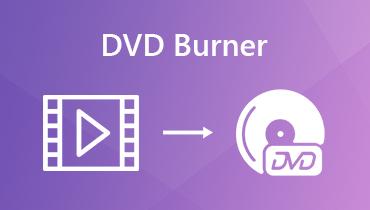 Arzător DVD