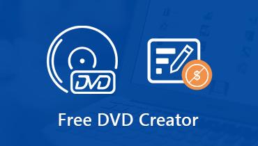 Top 5 des créateurs de DVD gratuits disponibles
