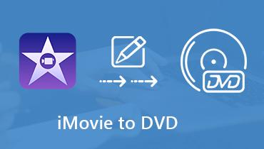 iMovie sur DVD