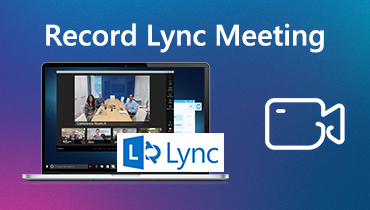 Record Lync Meeting