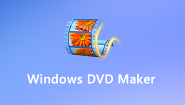 Creador de DVD de Windows
