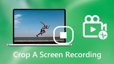 Crop a Screen Recording