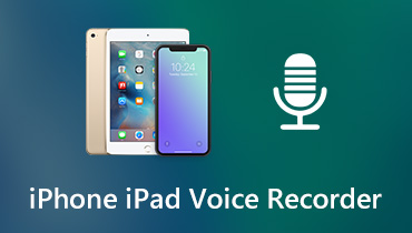 iPhone iPad Voice Recorder