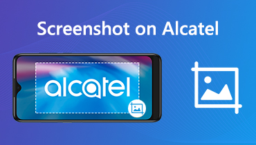 Screenshot di Alcatel
