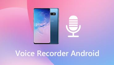 Les 8 dernières applications d'enregistrement vocal pour Android