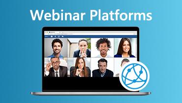 Webinar-plattformar