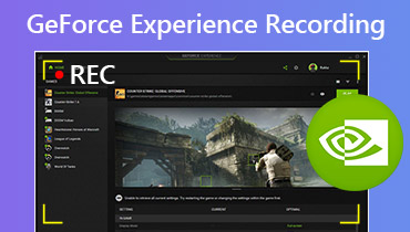 GeForce Experienceの記録